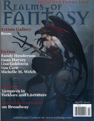 Realms of Fantasy-April 2011 Issue