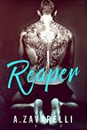 Reaper (Boston Underworld, #2)
