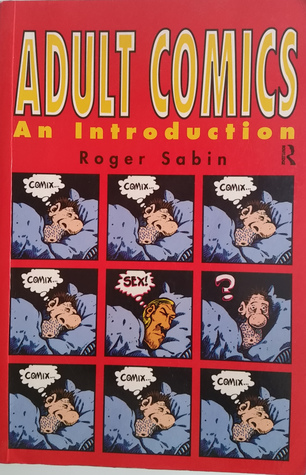 Adult comic book