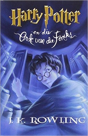 Harry Potter en die Orde van die Feniks (Harry Potter, #5)