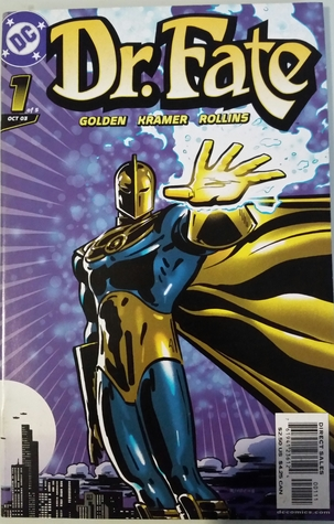 Dr. Fate The Curse #1