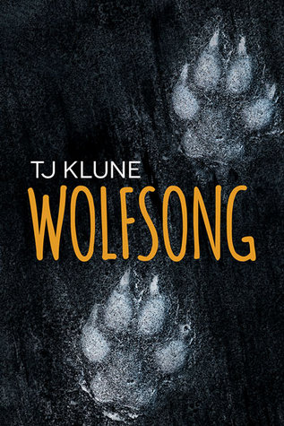 Wolfsong Book Cover