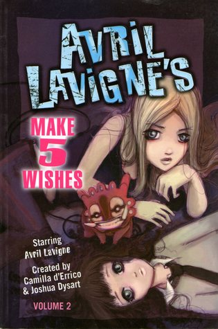 Avril Lavigne's Make 5 Wishes, Vol. 2