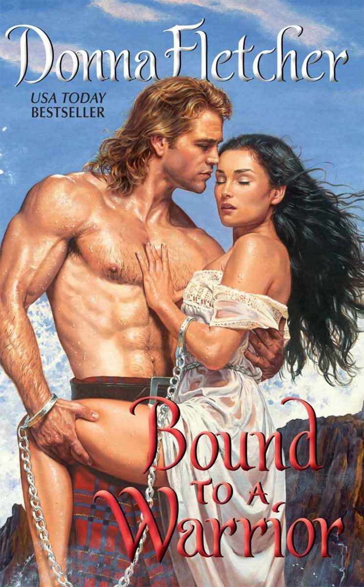 Bound to a Warrior (The Warrior King, #1)