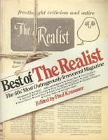 Best of the Realist: The 60s' Most Outrageously Irreverent Magazine
