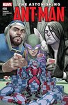 The Astonishing Ant-Man #8 by Nick Spencer