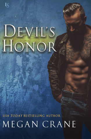 Devil's Honor (The Devil's Keepers #1)
