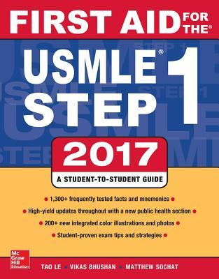 First Aid for the USMLE Step 1 2017