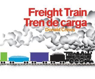 Freight Train/Tren de carga Bilingual Bo...