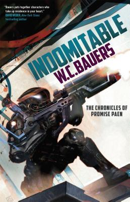 Indomitable by W.C. Bauers