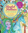 Tangled Fantasies: 52 Drawings to Finish and Color