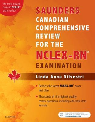 Saunders Canadian Comprehensive Review for the NCLEX-RN Examination - Elsevieron Vitalsource