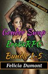 Gender Swap EroticRPG Bundle 1-5 (Gender Swap, Virtual Reality, Transformation, Erotica)