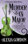 Murder in G Major (Gethsemane Brown Mysteries, #1)