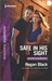 Safe in His Sight (Escape Club Heroes #1)