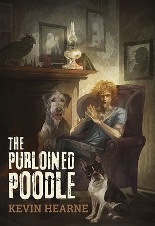 "Book Review: Kevin Hearne's ""The Purloined Poodle"""