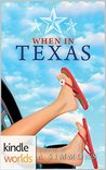 When In Texas by Lynda Simmons