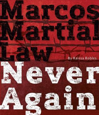 Marcos Martial Law: Never Again