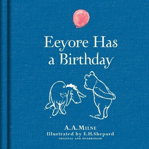 Winnie-the-Pooh: Eeyore Has A Birthday