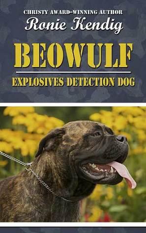 Beowulf: explosives detection dog par Ronie Kendig