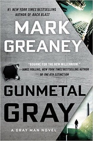Gunmetal Gray (The Gray Man, #6)