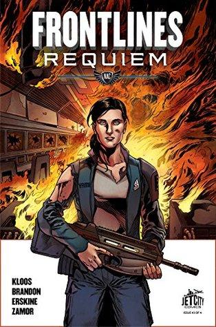 Frontlines: Requiem #3 (of 4)