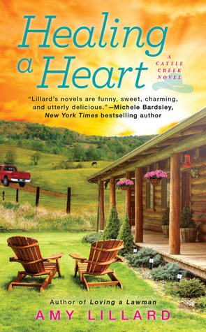Healing a Heart (Cattle Creek #2)