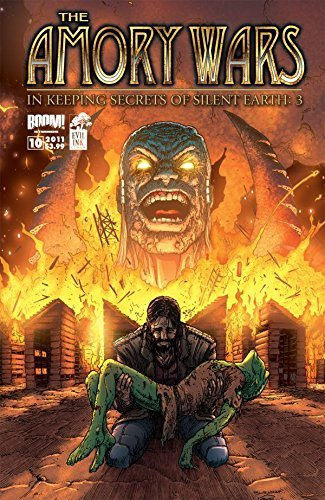 The Amory Wars: In Keeping Secrets of Silent Earth 3 #10 (of 12) (The Amory Wars: In Keeping Secrets of Silent Earth: 3)