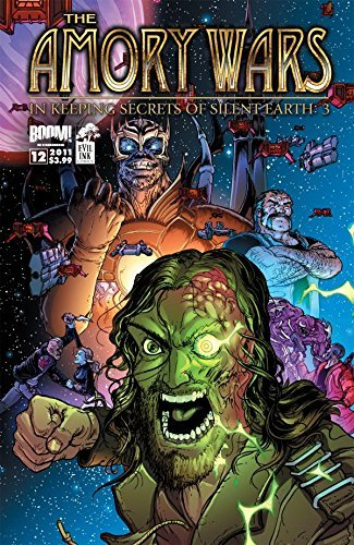 The Amory Wars: In Keeping Secrets of Silent Earth 3 #12 (of 12) (The Amory Wars: In Keeping Secrets of Silent Earth: 3)