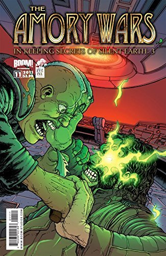 The Amory Wars: In Keeping Secrets of Silent Earth 3 #11 (of 12) (The Amory Wars: In Keeping Secrets of Silent Earth: 3)