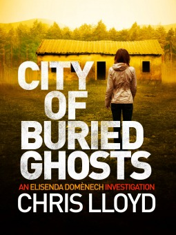 City of Buried Ghosts  (Elisenda Domènech Investigations, #2)