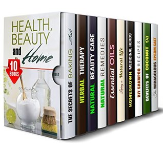 Health, Beauty and Home Box Set (10 in 1)