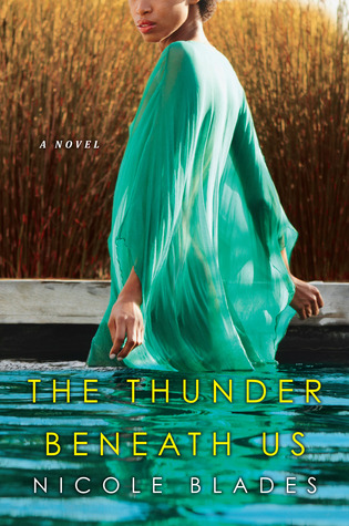 Ebook The Thunder Beneath Us by Nicole Blades DOC!