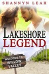 Lakeshore Legend (The McAdams Sisters #2)