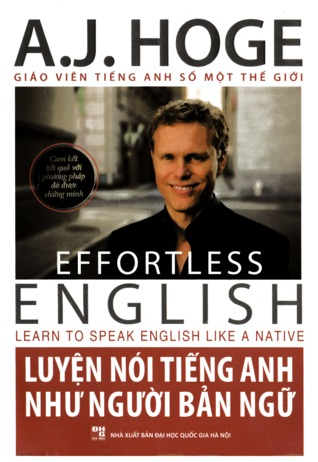 Effortless English Learn To Speak English Like A Native Book
