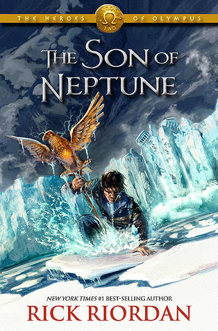 Book Review: Rick Riordan's The Son of Neptune
