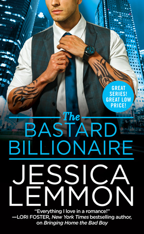 The Bastard Billionaire (Billionaire Bad Boys, #3)