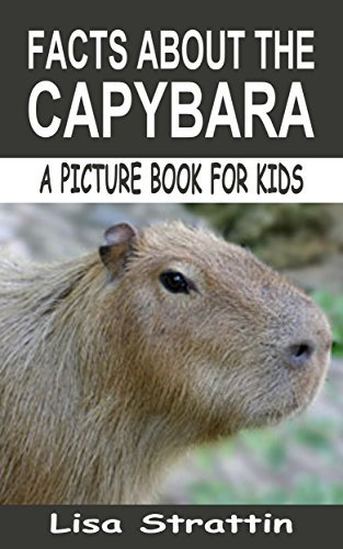Facts About the Capybara (A Picture Book For Kids 20)