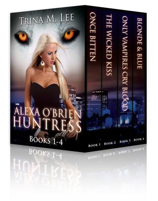 Alexa O'Brien Huntress Book 1-4