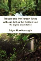 Tarzan and the Tarzan Twins/Jad Bal Ja the Golden Lion