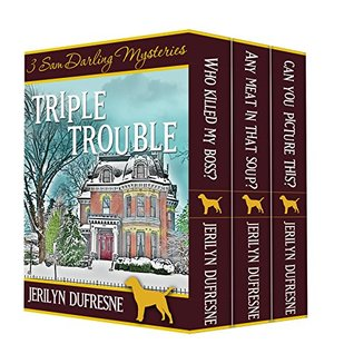 Triple Trouble: Sam Darling Mystery Series Box Set: Books 1-3