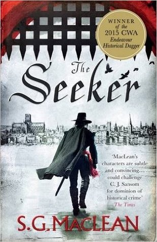 The Seeker (Damian Seeker, #1)
