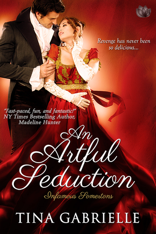An Artful Seduction (The Infamous Somertons, #1)