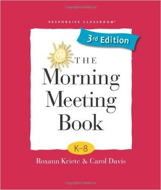 The morning meeting book k 8 by roxann kriete 21823761 m4hsunfo Image collections