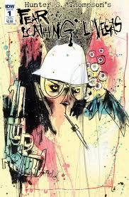 Hunter S. Thompson's Fear and Loathing in Las Vegas #1