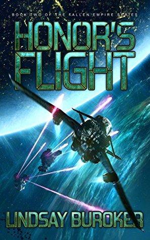 Honor's Flight by Lindsay Buroker