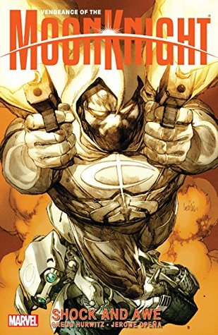 Vengeance of the Moon Knight Vol. 1: Shock and Awe (Vengeance of the Moon Knight (2009-2010))