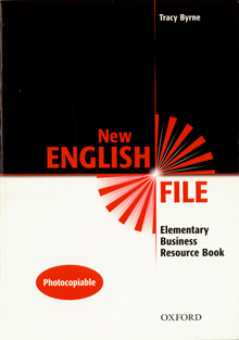 New English File Elementary Business Resource Book