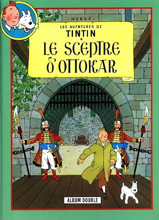 Le Sceptre d'ottokar + L'Affaire Tournesol
