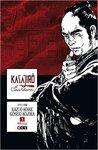 Kasajirô, el Clava-tatamis 1 by Kazuo Koike